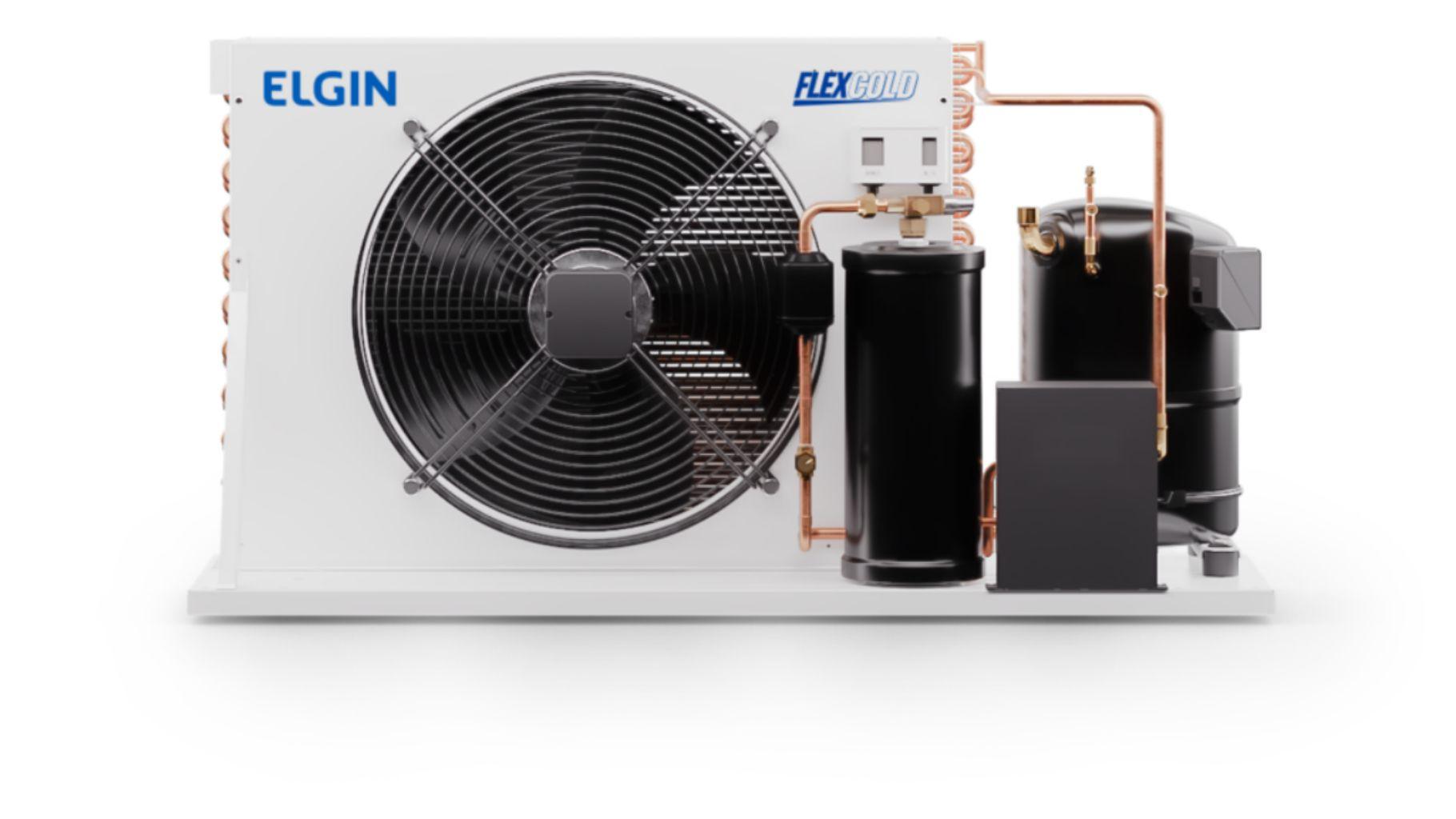 Unidade Condensadora 2,5hp Slm 2250 Mono R22 220v