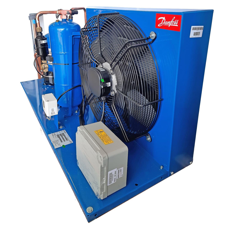 Unidade Condensadora Danfoss HJZ036 220/3 R404 3HP