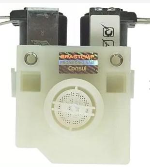 Válvula Dupla 220V Brastemp e Consul Original W10201539