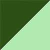 Verde Escuro / Verde Claro