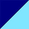 Azul Escuro / Azul Claro