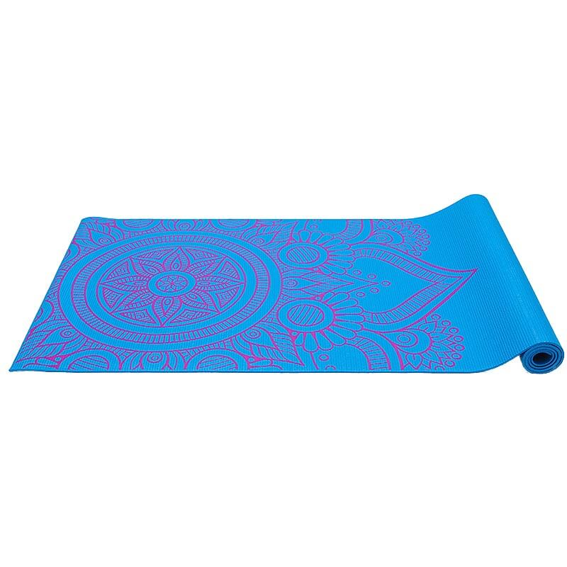 Tapete Yoga PVC ECO - Mandala Acqua