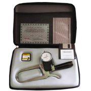 Adipometro / Plicometro Classic Super Luxo Sanny