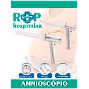 Amnioscópio Modelo Mini com 3 Pontas - Marca RSP Hospitalar