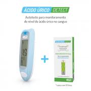 Analisador de Ácido Úrico Detect Autoteste TD-4141 Eco Diagnóstica