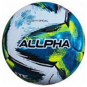 Bola de Futebol Society Oficial Termofusy Elite - Ref. 343 - Allpha