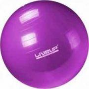 Bola Suiça para Pilates 55cm - Premium - Roxa- Ref. Ls3222 55 Pr - Liveup