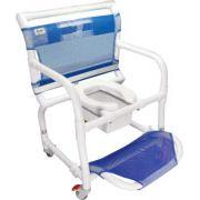 Cadeira Carcilife Multiúso para Obeso Mod. 300CLO – Carci