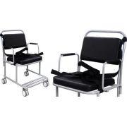 Cadeira de Rodas para Ressonância Magnética - Mod. BKCD 022´- BK