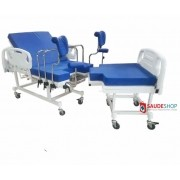 Cama para Parto Manual PPP - Mod. 3103 - GB