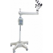 Colposcópio Binocular Rodízios Aumento Variável 7,14,25 vezes Iluminação por LED Braço Articulado PE 7000 VBR 3 - Medpej