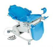 Mesa/Cadeira Ginecológica para Histereoscopia - Com Rodas - Mod. RT-4000 - Lanza Medical