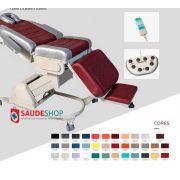Mesa/Cadeira para Procedimentos Clínicos em geral  - Modelo RT5000 - ESTETIC - Odontomedics