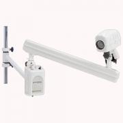 Video Colposcópio Aumento Variável de 8 à 30 vezes através de zoom ótico motorizado para Mesa PE-7000 Z - M - Medpej