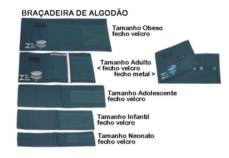 Aparelho de Pressão Arterial Aneróide - Mod.AD-2 de Parede - Unitec