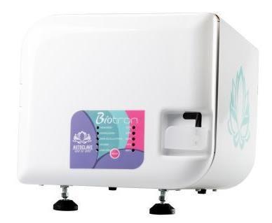 Autoclave Horizontal  Analógica com Display Digital - Flor de Lotus 5 litros - Mod. AA5LB - Biotron