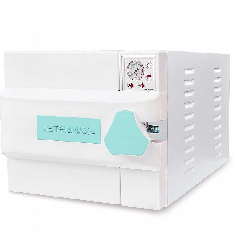 Autoclave Horizontal Box Analógica 21 Litros - Mod. ASA - Stermax
