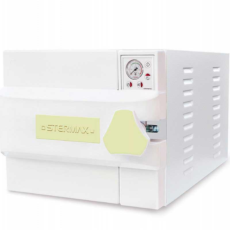 Autoclave Horizontal Box Analógica 21 Litros - Stermax