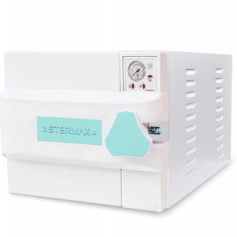 Autoclave Horizontal Box Analógica 30 Litros - Stermax