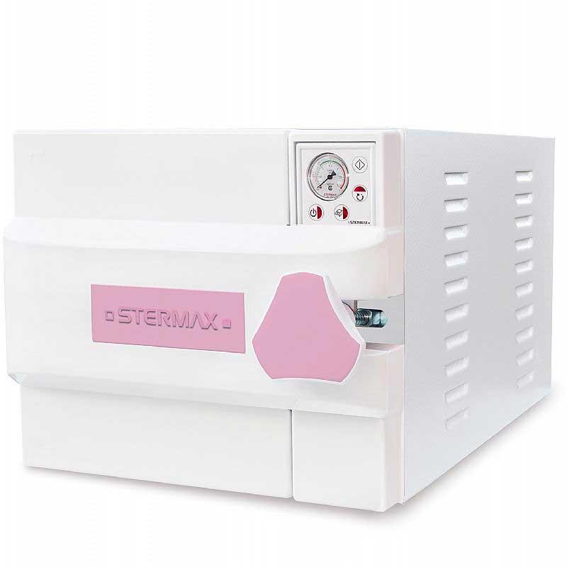 Autoclave Horizontal Box Analógica 40 Litros - Stermax