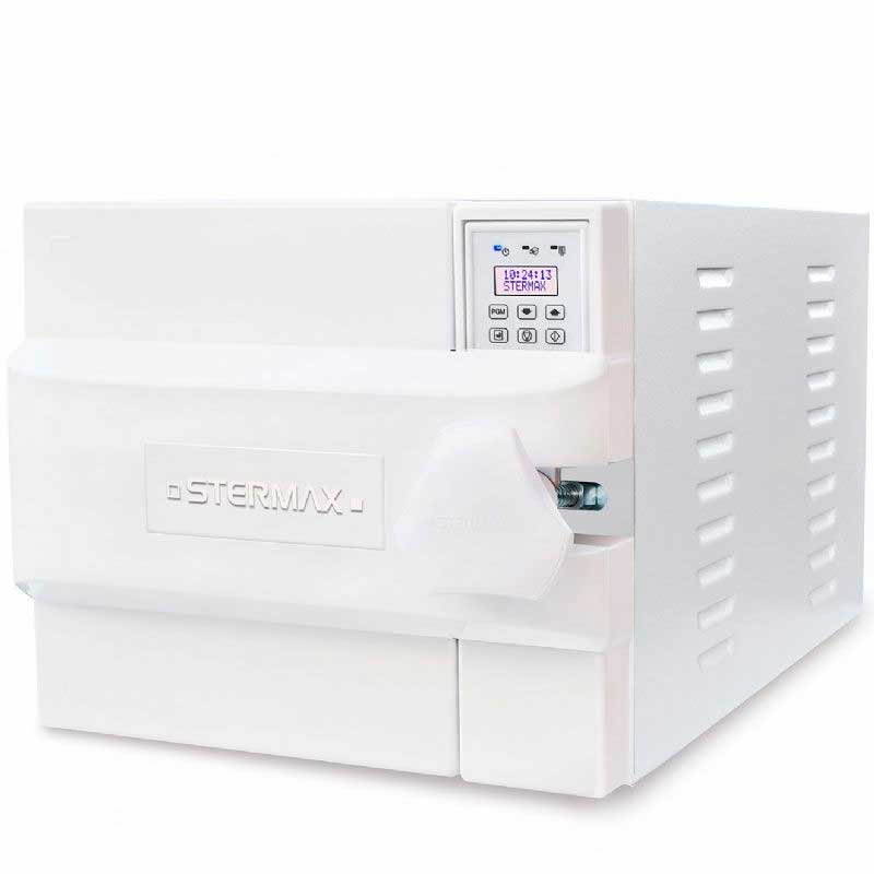 Autoclave Horizontal Box Digital 30 litros Super Top - Stermax