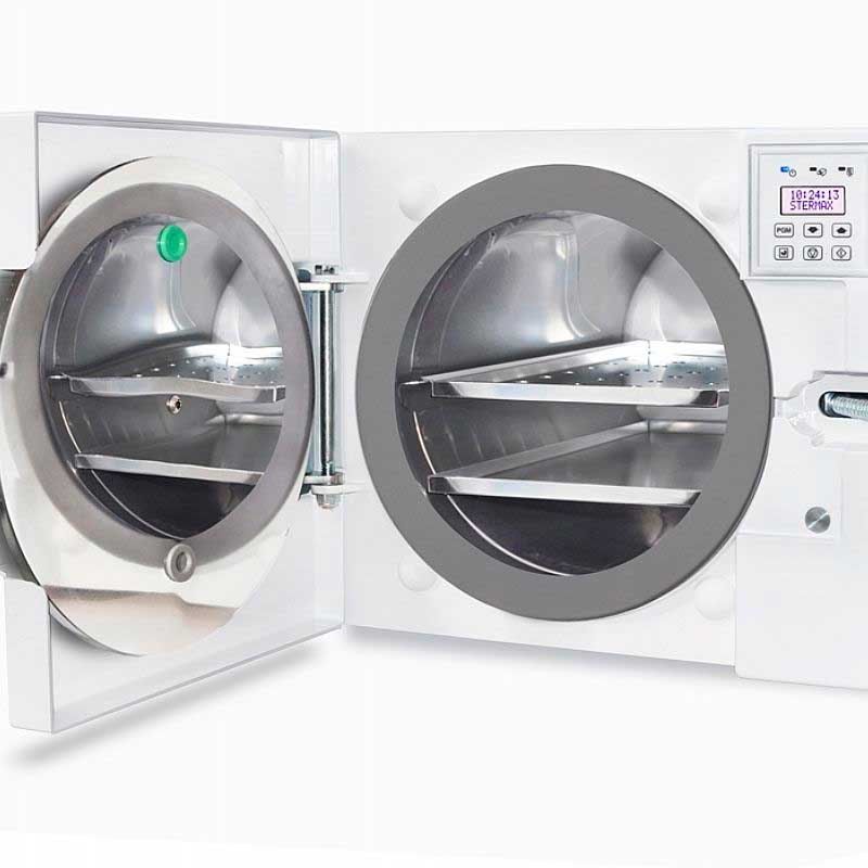 Autoclave Horizontal Box Digital 60 litros Super Top - Stermax