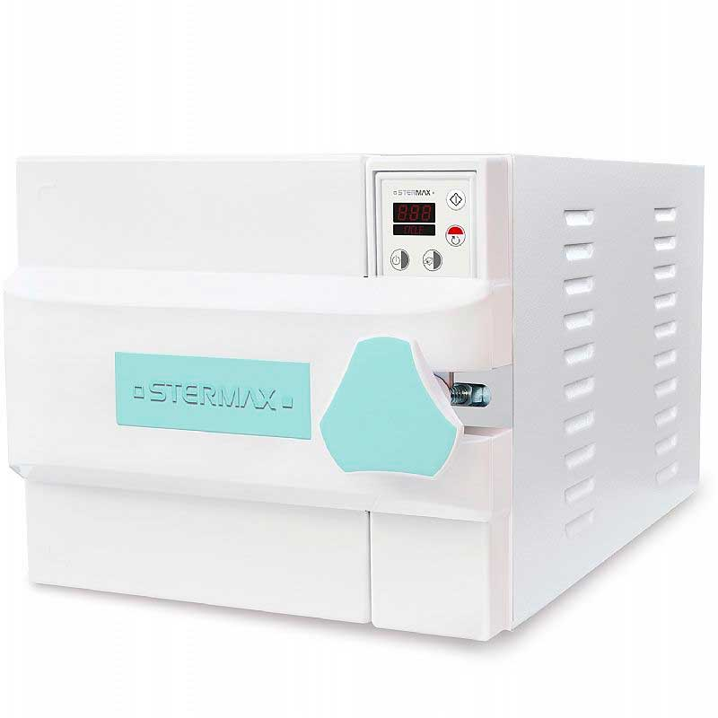 Autoclave Horizontal BOX Digital Extra 21 Litros - Mod. ASE - Stermax