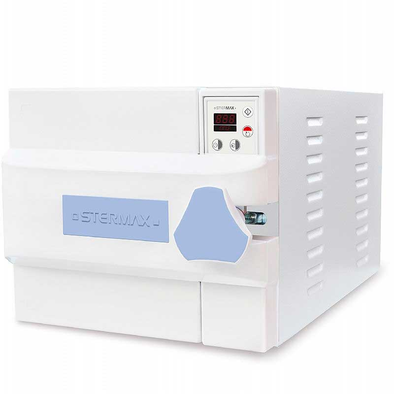 Autoclave Horizontal BOX Digital Extra 30 Litros - Mod. ASE - Stermax