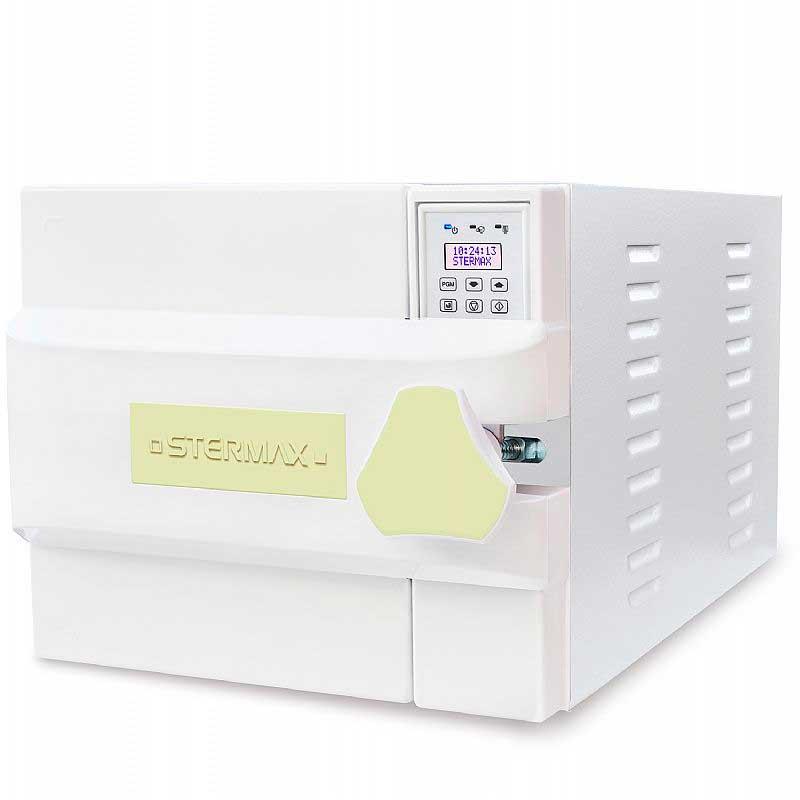 Autoclave Horizontal Box Super Vacuum 40 Litros - Mod. ASV - Stermax