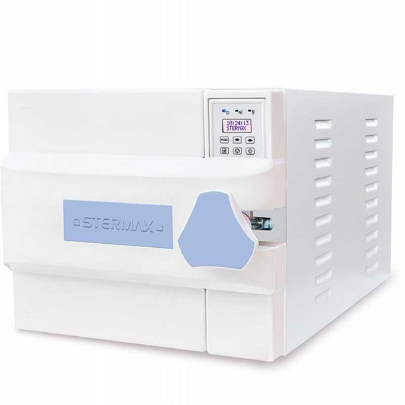 Autoclave Horizontal Digital Vacuo Normal Box 60 Litros – Mod. 60AHDVNB  - Stermax