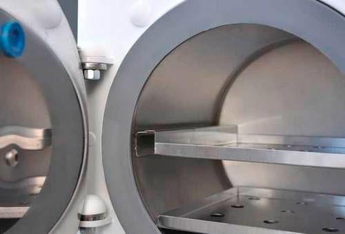 Autoclave Horizontal Digital 42 litros Câmara Inox Microprocessada Super Top - Stermax