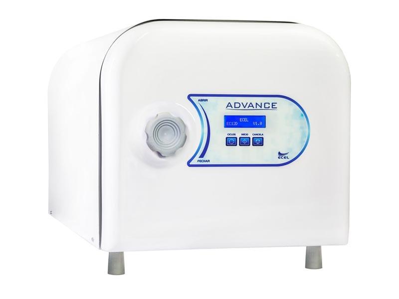 Autoclave Mod.EC12D ADVANCE - Ecel