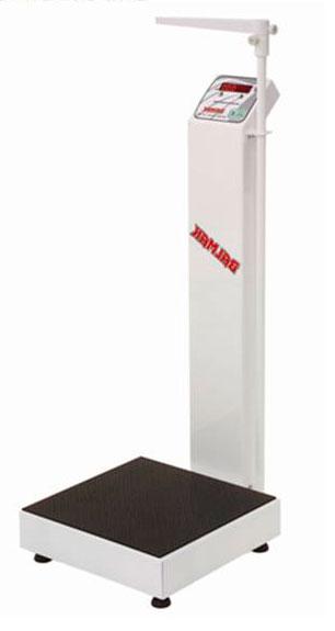 Balança Antropometrica Digital 300 Kg para pesar e medir pessoas Mod. Premium BK300-FA - Balmak