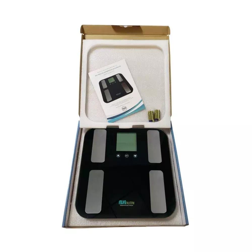 Balança de Bioimpedância Mod. AVA-450 - Avanutri