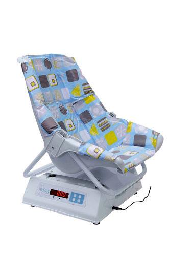 Balança Digital Pediátrica até 30 kg com Cadeira Anatomica 109-E Confort - Welmy