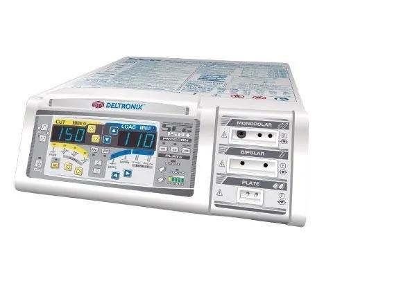 Bisturi Eletrônico Microprocessado - Mod.SEG 150 + (plus) com KIT 1 - SEG CIRURGIA GERAL – Deltronix