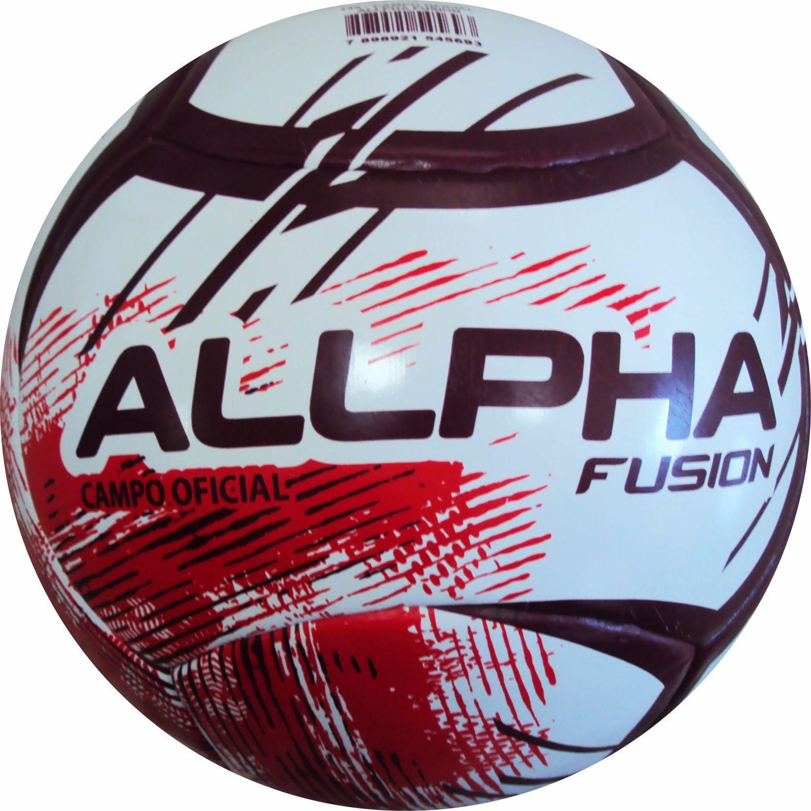 Bola de Futebol de Campo Fusion Style Termofusionada - Ref.135 - Allpha