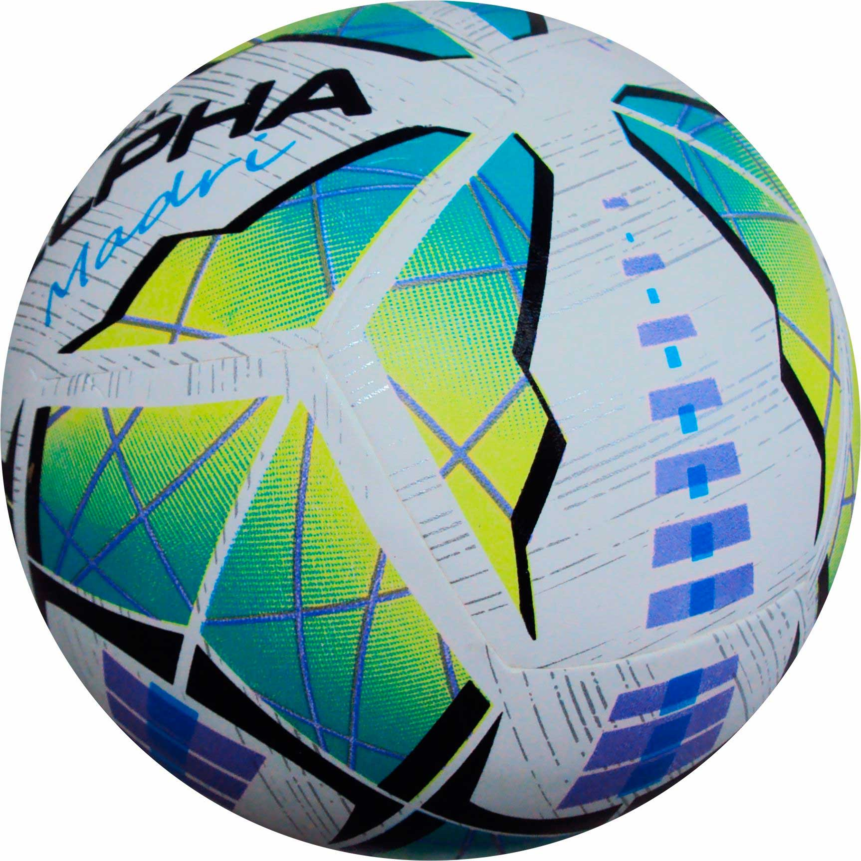 Bola de Futsal Oficial Madri Termoselada - Ref. 689 - Allpha