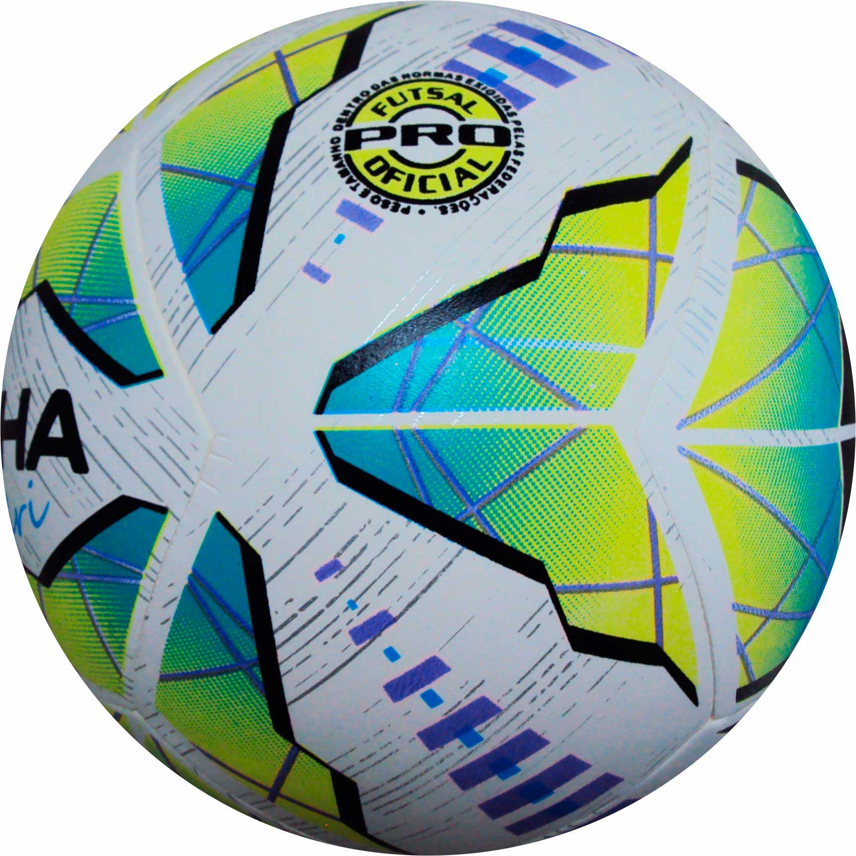 Bola Futsal Oficial Madri Termoselada - Ref. 689 - Allpha