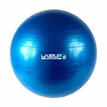 Bola Suica P/ Pilates 65cm - Premium - Ref.: Ls3222 65 Pr - Liveup