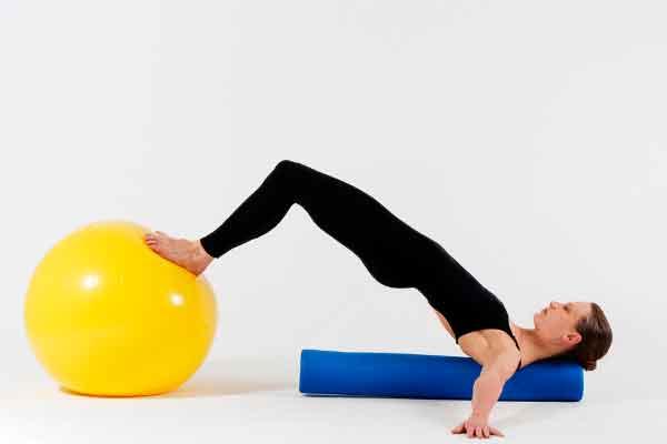 Bola Suiça P/ Pilates 75cm Premium - Ref.: Ls3221 75Pr - Liveup