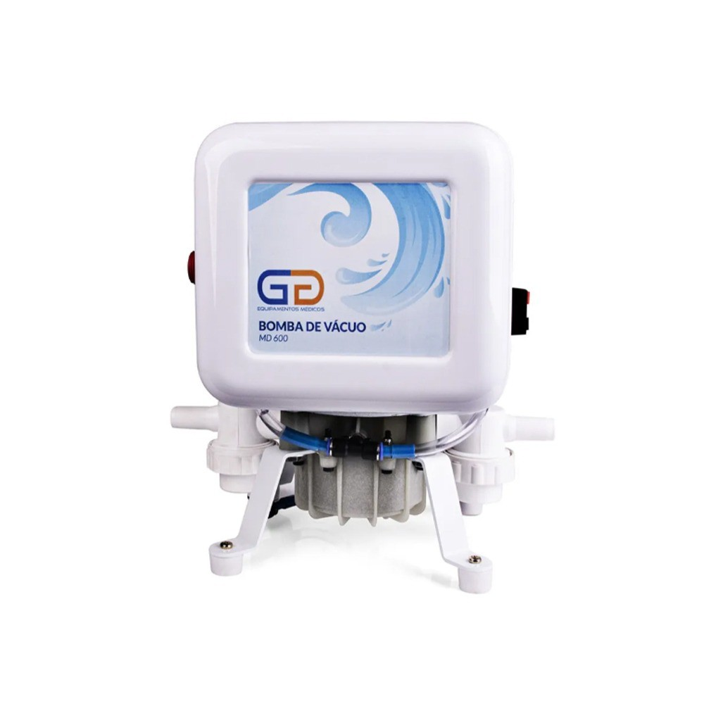 Bomba De Vácuo Odontológica Mod. MD 600 - GG