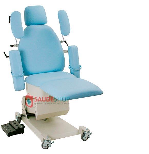 Cadeira Cirúrgica para Oftalmologia Modelo MC-02 - Xenônio