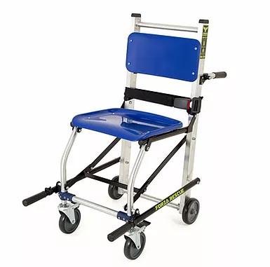 Cadeira de Resgate Com Sistema de Travamento para ambulância - Modelo FR C2 - FRescue