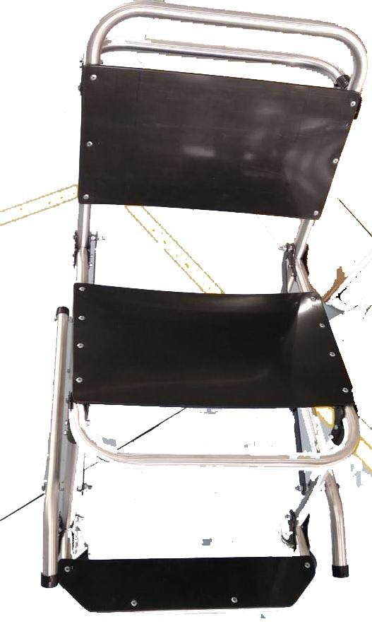 Cadeira de Resgate DobráveL Mod. CD100 – CDF