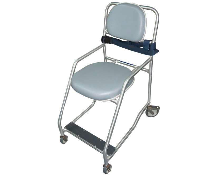 Cadeira de Rodas para Ressonância Magnética CH100 -CDF