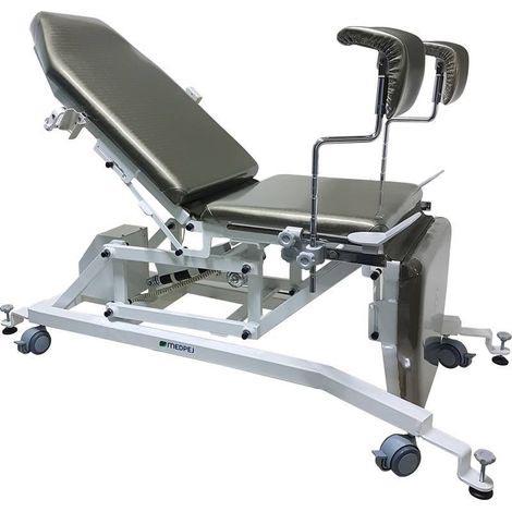 Mesa / Cadeira Ginecológica Automática para Exames - Mod. CG7000-I - Medpej
