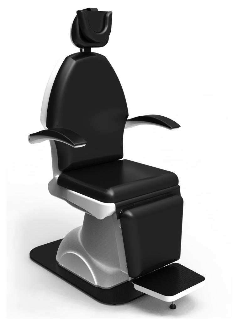 Cadeira para Exames Oftalmológica / Otorrino - Mod. EXPRESSION CE-9000-X -cod.66005 - Gigante
