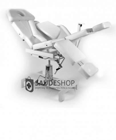 Cadeira / Poltrona Hidraulica Podologia - Estek