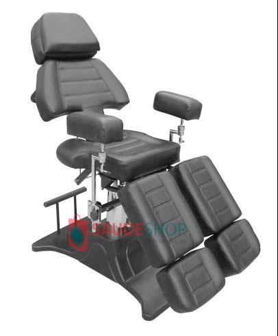 Cadeira / Poltrona para Tatuador 360º - Estek